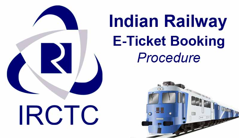 book online railway ticket