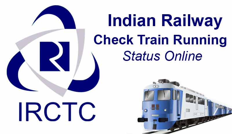 irctc train running status online