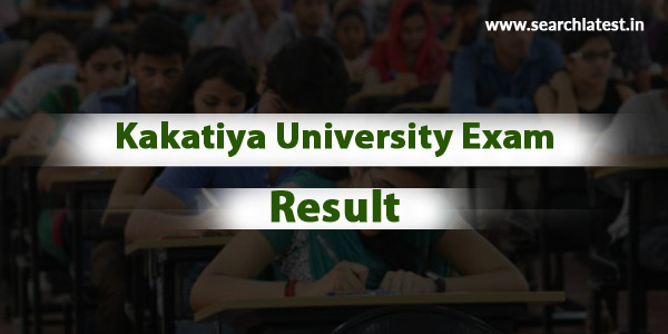 Kakatiy University Result